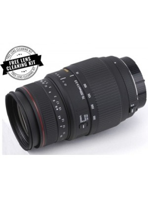 Sigma 70 - 300 mm F4-5.6 APO DG Macro Motorized for Nikon Digtital SLR Lens
