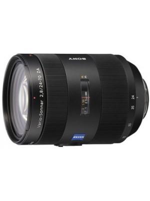 Sony 24-70mm f/2.8 Carl Zeiss Lens(Black, 35)