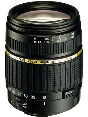 Tamron AF 18 - 200 mm F/3.5-6.3 XR Di-II LD Aspherical (IF) Macro for Canon Digital SLR Lens(Macro