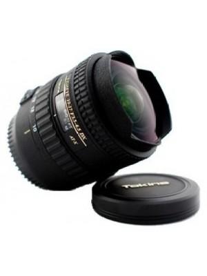 Tokina AT-X 107 AF DX Fisheye 10 - 17 mm f/3.5-4.5 for Canon Digital SLR Lens(Black, Fish-Eye Lens