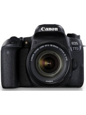 Canon 77D DSLR Camera (Kit with EF-S 18 - 135 mm IS STM)