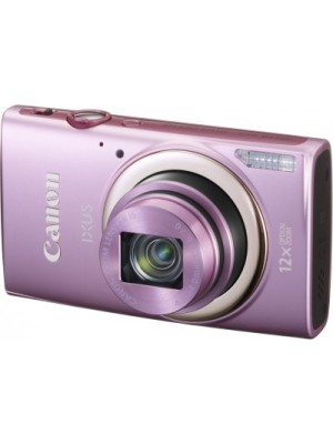 Canon Digital IXUS 265 HS Mirrorless Camera(Pink)