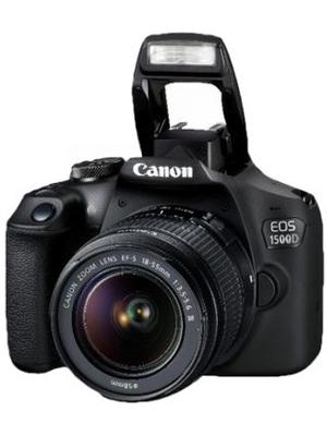 Canon EOS 1500D DSLR Camera (EF-S 18-55mm IS II kit lens)