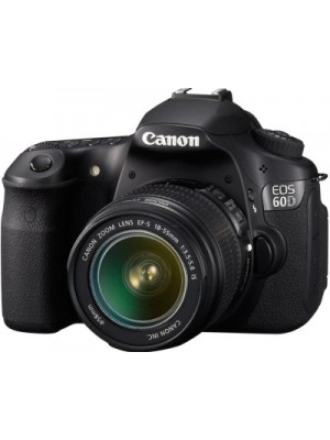Canon EOS 60D DSLR Camera (Body only)(Black)