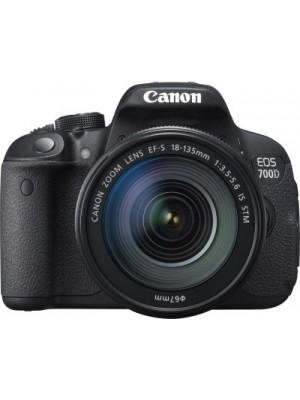 Canon EOS 700D DSLR Camera (Body only)(Black)