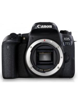 Canon EOS 77D DSLR Camera Body Only(Black)