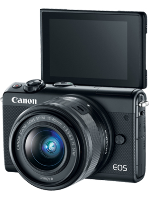 Canon EOS M100 24.2 MP Mirrorless Camera