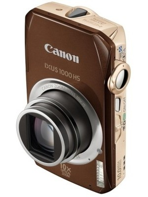 Canon IXUS 1000 HS Mirrorless Camera(Brown)