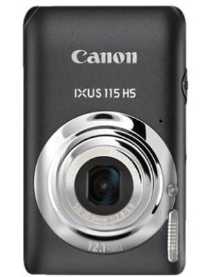 Canon IXUS 115 HS Mirrorless Camera(Black)