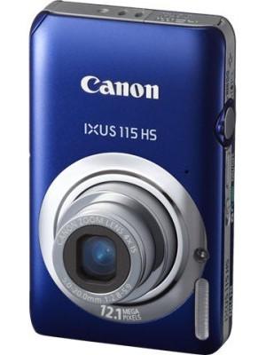 Canon IXUS 115 HS Mirrorless Camera(Blue)