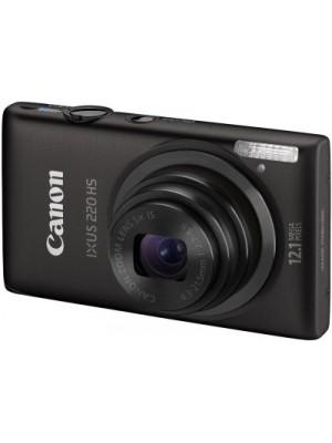 Canon IXUS 220 HS Mirrorless Camera(Black)
