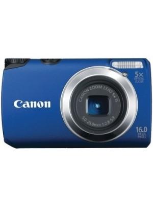 Canon PowerShot A 3300 IS Mirrorless Camera(Blue)