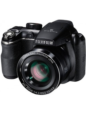 Fujifilm FinePix S4200(Optical Zoom: 24x) Optical Zoom: 24x Mirrorless Camera(Black)