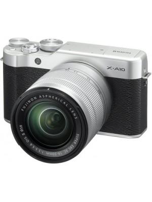 Fujifilm X-A10 With XC 16-50mm F3.5-5.6 OIS II Lens Mirrorless Camera Kit