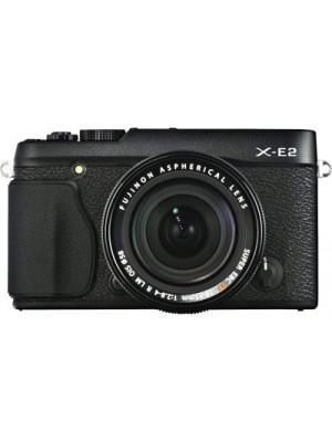 Fujifilm X E2 with F XE2B 18-55MM Mirrorless Camera