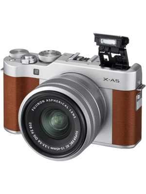 Fujifilm X-A5 With 24.2 MP Mirrorless Camera