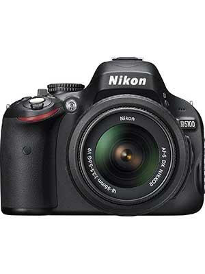 Nikon D5100 DSLR Camera Body with AF-S 18-55mm VR Kit