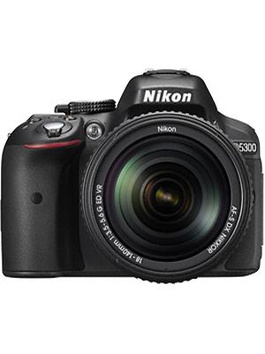 Nikon D5300 (AF-S 18-55 mm VR Lens) DSLR Camera