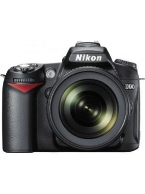 Nikon D90 DSLR Camera (Body with AF-S 18-105 mm VR Lens)(Black)