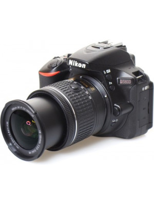 Nikon DSLR D5600 DSLR Camera with AF-P DX Nikkor 18-55 mm f/3.5-5.6 VR