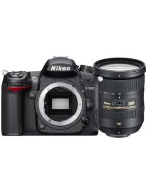 Nikon DX D7200 DSLR Camera AF-S DX Nikkor 18-200mm f/3.5-5.6G ED VR II(Black)