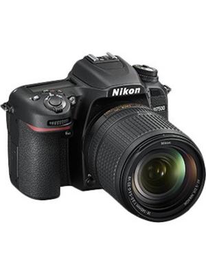 Nikon DX D7500 DSLR Camera AF-S VR NIKKOR 18-105mm VR lens