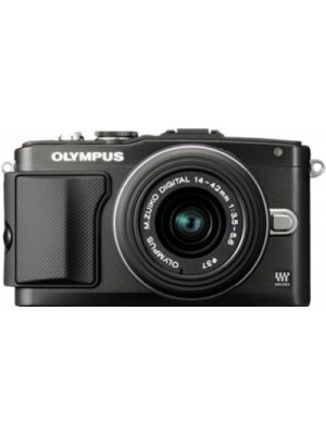 Olympus E-PL5 (Body with 14-42 mm Lens) Body with 14-42 mm Lens Mirrorless Camera(Black)