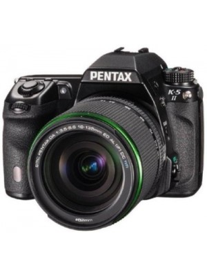 Pentax K 5 II (DA18-135 mm WR Lens) DSLR Camera