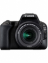 Canon EOS 200D DSLR Camera EF-S18-55 IS STM+ EF-S 55-250 mm IS II