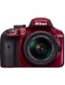 Nikon D3400 DSLR Camera with Lens AF-P DX NIKKOR 18 - 55 mm f/3.5 - 5.6G VR and AF-S DX NIKKOR 55-300mm f/4.5-5.6G ED VR Lens