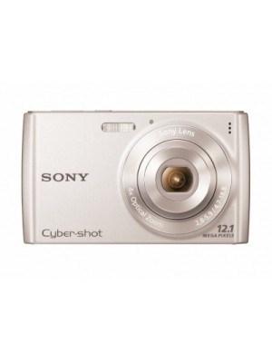 Sony Cybershot DSC-W510 Mirrorless Camera(Silver)