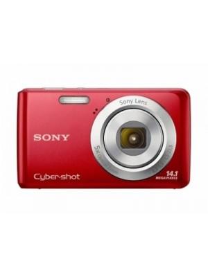 Sony Cybershot DSC-W520 Mirrorless Camera(Red)
