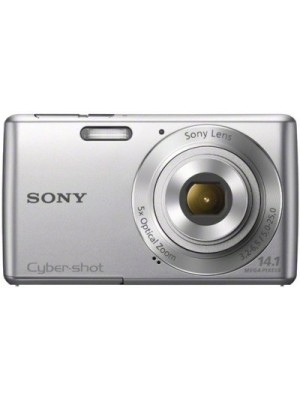 Sony DSC-W620 Mirrorless Camera(Silver)