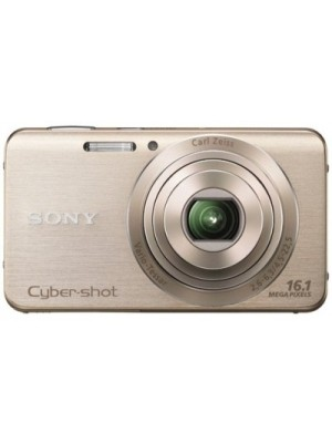 Sony DSC-W630 Mirrorless Camera(Gold)