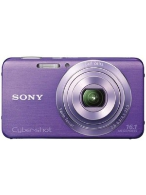 Sony DSC-W630 Mirrorless Camera(Violet)