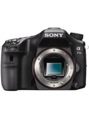 Sony ILCA-77M2Q Mirrorless Camera Body + 16 - 50 mm Zoom Lens(Black)