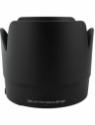 JJC LH-87 Lens Hood(77 mm, Black)
