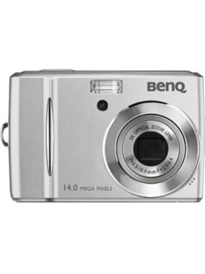 BenQ C1450 Point & Shoot Camera(Silver)
