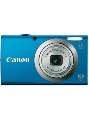 Canon A2300 Point & Shoot Camera(Blue)