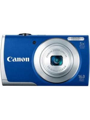 Canon A2600 Point & Shoot Camera(Blue)