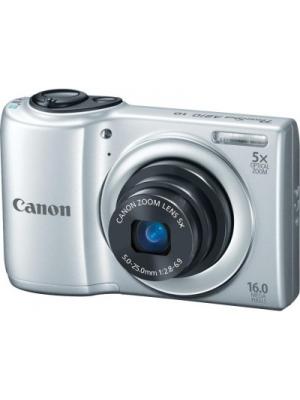 Canon A810 Point & Shoot Camera(Silver)