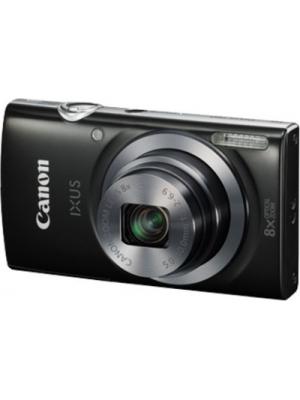 Canon Digital IXUS 160 Point & Shoot Camera(Black)
