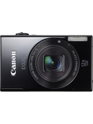 Canon Digital IXUS 510 HS Point & Shoot Camera(Black)