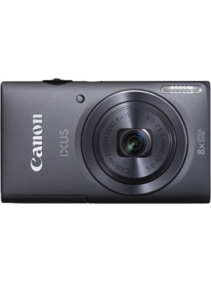 Canon IXUS 140 Point & Shoot Camera(Grey)