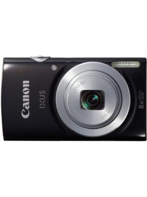 Canon IXUS 145 Point & Shoot Camera(Black)
