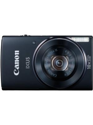 Canon IXUS 155 Point & Shoot Camera(Black)