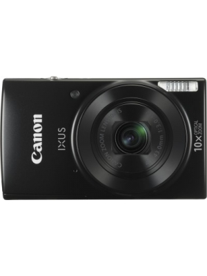 Canon IXUS 180 Point & Shoot Camera(Black)