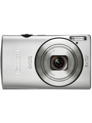 Canon IXUS 230 HS Point & Shoot Camera(Silver)
