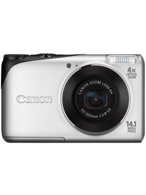 Canon PowerShot A 2200 Point & Shoot Camera(Silver)