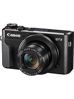 Canon PowerShot G7 X Mark II Point and Shoot Camera